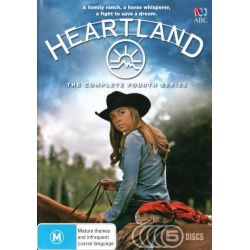 Heartland on DVD.