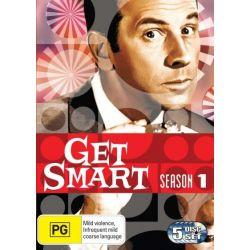 Get Smart on DVD.