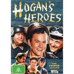 Hogan's Heroes on DVD.