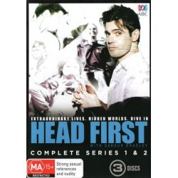 Head First on DVD.