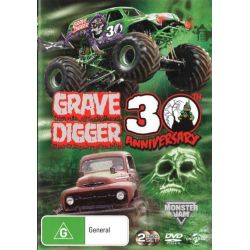 Grave Digger on DVD.