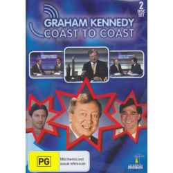 Graham Kennedy's Coast to Coast on DVD.