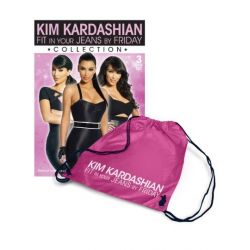 Fit in Your Jeans by Friday - Gym Bag Collection on DVD.