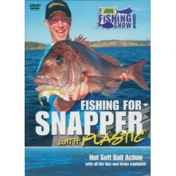 Fishing For Snapper With Plastic on DVD.