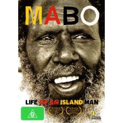 Mabo on DVD.