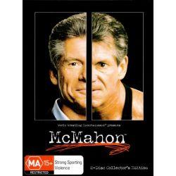 McMahon on DVD.