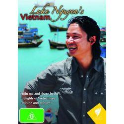 Luke Nguyen's Vietnam on DVD.