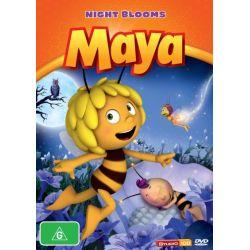 Maya the Bee on DVD.