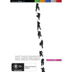 Matthew Barney on DVD.