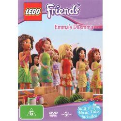 Lego Friends on DVD.