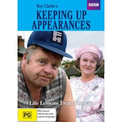 Keeping Up Appearances on DVD.