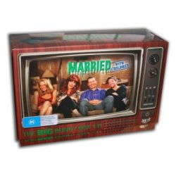Married With Children on DVD.