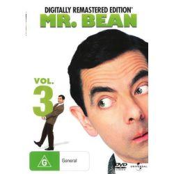 Mr. Bean on DVD.