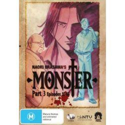 Monster on DVD.