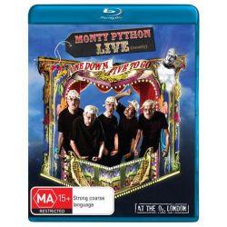 Monty Python on DVD.