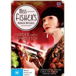 Miss Fisher's Murder Mysteries on DVD.