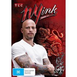 NY Ink on DVD.