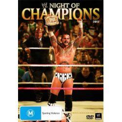 Night of Champions 2012 on DVD.