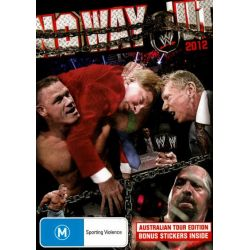 No Way Out 2012 on DVD.