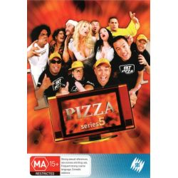 Pizza on DVD.