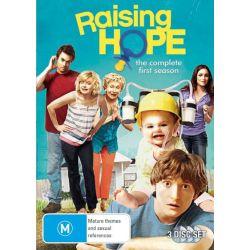 Raising Hope on DVD.