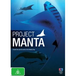 Project Manta on DVD.