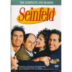 Seinfeld on DVD.