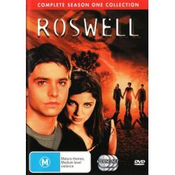 Roswell on DVD.