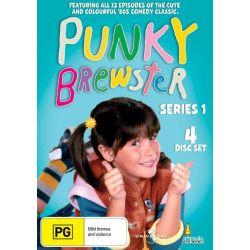 Punky Brewster : Season 1 on DVD.