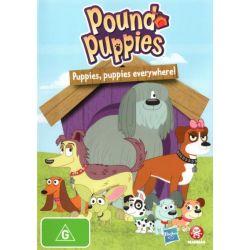 Pound Puppies on DVD.