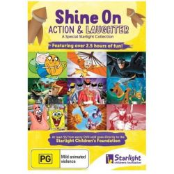 Shine On on DVD.