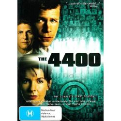 The 4400 on DVD.