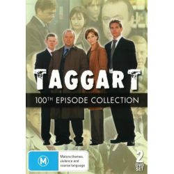 Taggart on DVD.