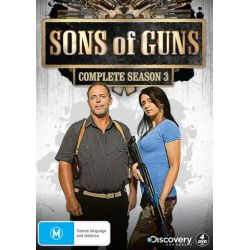 Sons Of Guns on DVD.