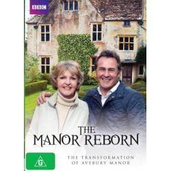 The Manor Reborn (2 Discs) on DVD.