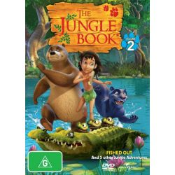 The Jungle Book on DVD.