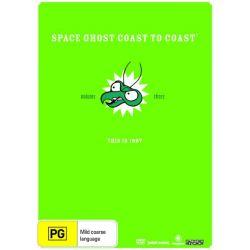 Space Ghost Coast to Coast on DVD.