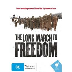 The Long March to Freedom on DVD.