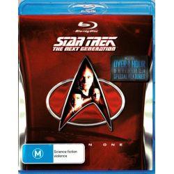 Star Trek The Next Generation on DVD.