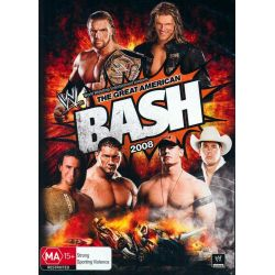 The Great American Bash 2008 on DVD.