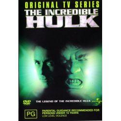 The Incredible Hulk on DVD.