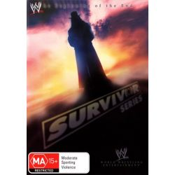 Survivor Series 2005: The Beginning of the End on DVD.