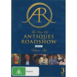 The Best Of Antiques Roadshow on DVD.
