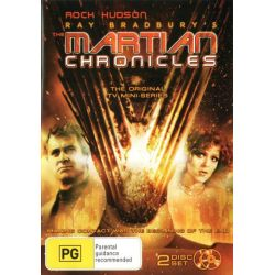 The Martian Chronicles (The Original TV Mini-series) on DVD.