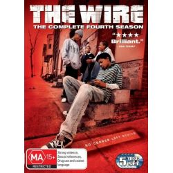 The Wire on DVD.