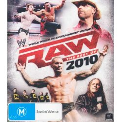 WWE Raw on DVD.