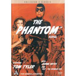 The Phantom Serial on DVD.