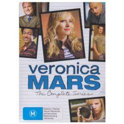 Veronica Mars on DVD.
