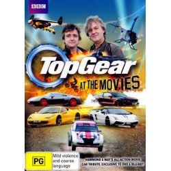 Top Gear on DVD.