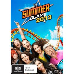 WWE Summerslam on DVD.
